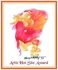 Artis Hot Site Award