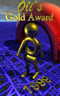 Oli`s Gold Award (sic!)